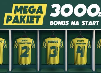 Najwyższy bonus w Polsce. Betfan daje 3000 zł oraz 50 ekstra!